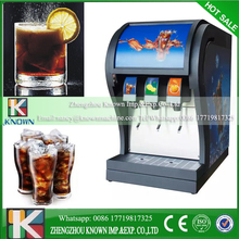 Lowest price stainless steel 3 heads coke dispenser with best service