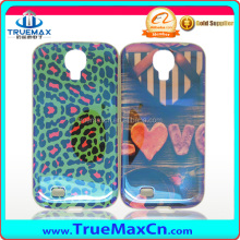 Good case for samsung i9295 galaxy s4 active case with electronic painting