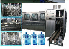 Gold Supplier automatic 5 gallon water bottle filling machine/barrels filling equipment/5 gallon filling system