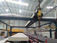 PUR/PIR sandwich panel production line /Roof &Wall sandwich panel production line