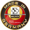 MUXX synthetic engine oil automotive and motorcycles lubricants motor oils