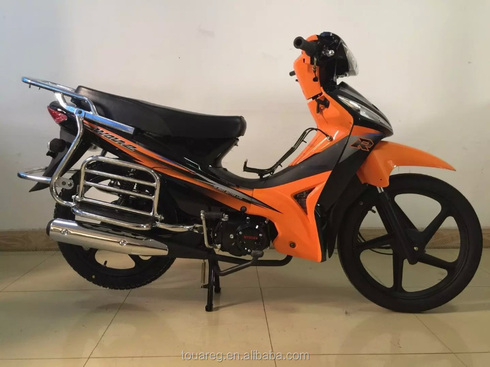 Good quality super piaoyi cub motorcycle with big carrier