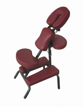 2018 popular foldable massage chair with iron leg