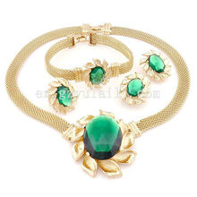 middle east jewelry 18k gold jewelry / east indian jewelry