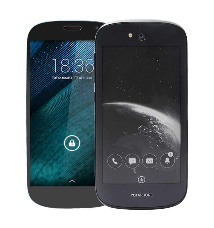 Hot selling 5 inch smart phone mobile phone Yotaphone 2 android phone