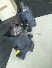 A6VM Rexroth Hydraulic Motor A6VM80 Series Piston Motor For Rotary Drilling Rig