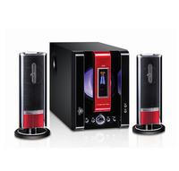 2.1 speaker with usb/sd/fm/remote control 2.1 multimedia speaker system