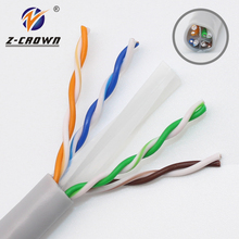 utp cable 4p 23awg bare Copper d-link lan cable cat6