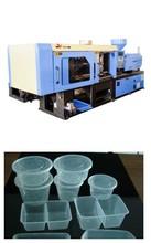 disposable food container forming machine
