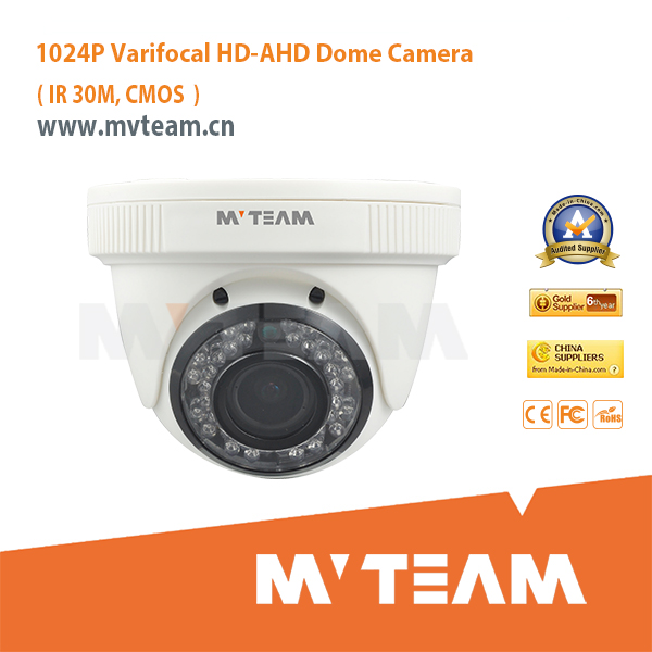 2015 best selling hidden surveillance camera with 36pcs IR LEDS and 2.8-12mm Lens MVTEAM