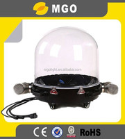 The waterproof cover for moving head light dome plastic light covers bird cage