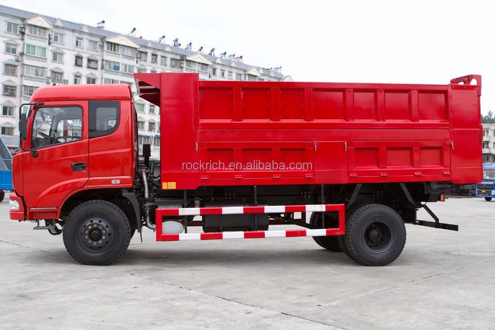 High quality China manufacture 15 ton dump truck for myanmar