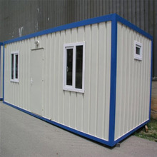 40 feet prefabricated living container house
