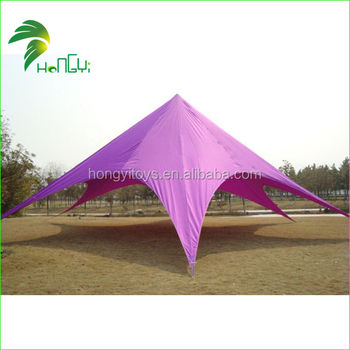 Waterproof Oxford Cloth Star Shaped Tent For Camping