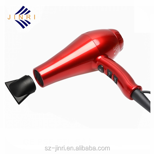 JINRI-104D best seller lightweight duarable powerful hair dryer hair blow dryer
