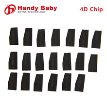 Original key cutting machine price ID4C 4D transponder chip work with JMD handy baby Auto Key Programmer