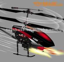 Shooting rc helicopter for 2012