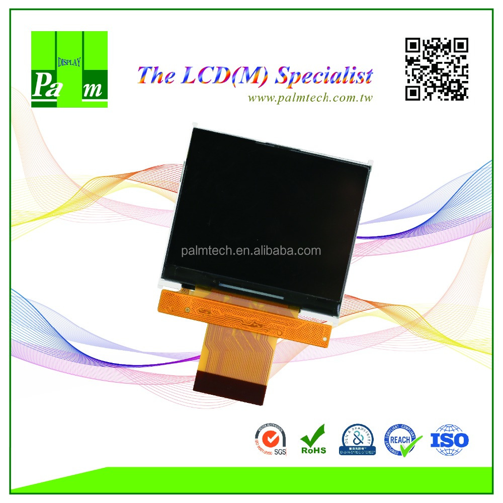 QVGA TFT small resistive touch LCD display module 2.4 inch