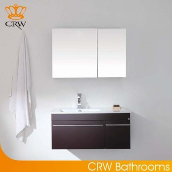Superb Crw Bathrooms Crw Gt05 Ll Hotel Bathroom Vanity Mirror Cabinets Buy .
