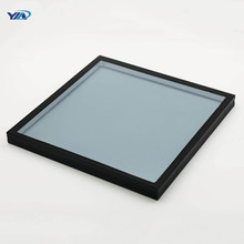 Sales vig 16mm-50mm thickness tempered insulated glass for building glass