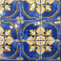Factory Supply Artistic Patterned Tile