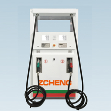 tatsuno fuel dispenser four nozzles modern design <strong>OEM</strong> acceptable for filling station