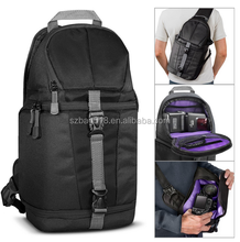 hot design high quality wholesale multi-fuction shoulder dslr waterproof camera bag