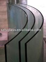 3mm-25mm safety building tempered glass for door or floor pass ISO&3C certification manufacturer in shenzhen China