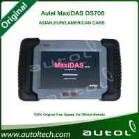 2015 autel diagnostic multi car scanner ds708 live data ECU programming
