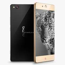 ZTE Nubia Z9 Octa Core 4G LTE Mobile phone 5.2 Inch Android 5.0 NFC Smartphone 4K FHD Sanpdragon 810 3GB 32GB ROM 16MP