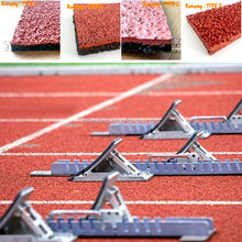 EPDM Granules For PU Running Track And Sprayed Rubber For Runways Flooring FN-X-17110102