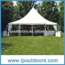Practical pole tent--indoor tent wedding