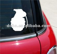 Bigger orders and lower price crystal car stickers (ss-2821)