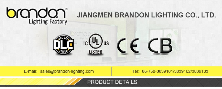 DLC UL 150W Clear Polycarbonate Lens Led High Bay Lighting For Warehouse