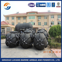 Ship marine floating pneumatic rubber fender with advance techndogy