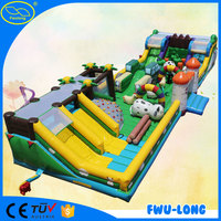 Hot sale low price giant mini adult kids customized inflatable combo / inflatable jumping castles /inflatable castle