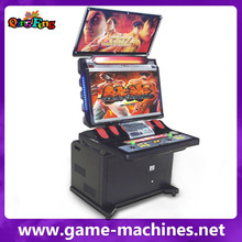 Qingfeng 32 LCD Fighting game machine 2015 hot sale coin operated arcade video poker machine