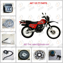 motorcycle AKT 125 TT engine parts wholesale