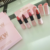 HOT SELLING KKW by Kylie jenner Cosmetics Pink Kylie Lip Kit 4pcs/set Kylie Lipstick