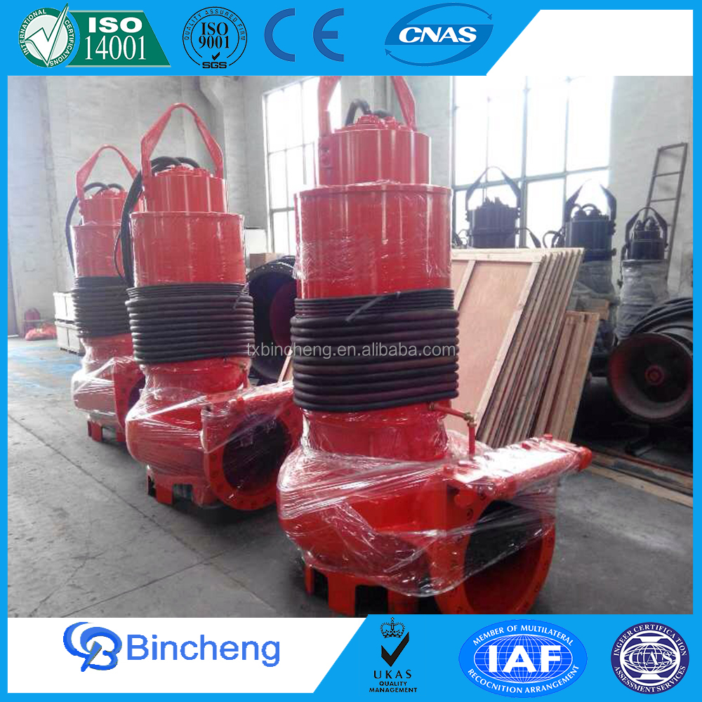 Waste water pump submersible sewage pump