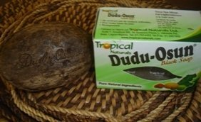 Dudu Osun / Black Soap 5 oz. Six (6) Pack