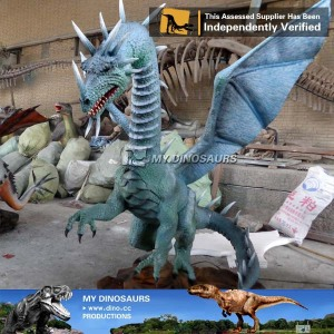 MY Dino-C046 Outdoor Playground Remote Control Flying Dragon