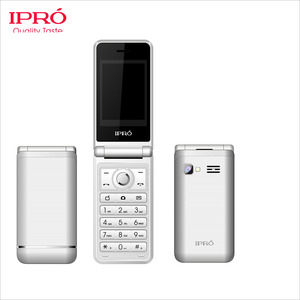 good quality 2.4 inch flip type MTK6261 mobile phone