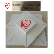 IRIS melamine faced particle board / chipboard / hollow board / tubular particleboard