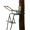 TS004 Big Game Climbing Tree Stand Ladder Stand For Hunting And Shooting