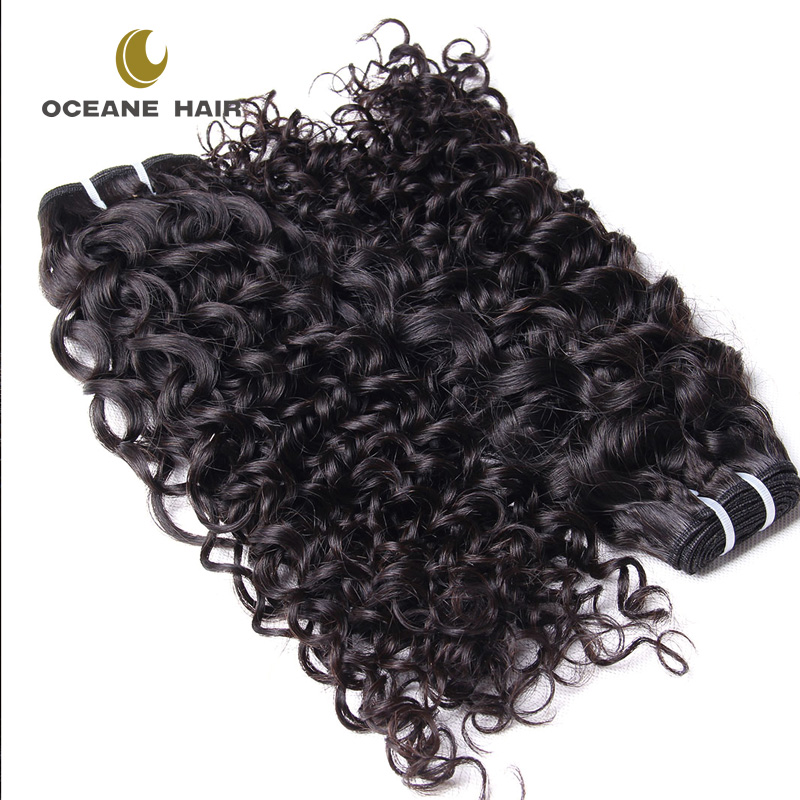 Factory Wholesale grade 7a 8a virgin brazilian human hair weft jerry curly weave natural balck full healthy cutitlce free sample