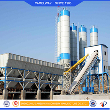 HZS180 Dry Mix concrete batching plant, Mixing Plant concrete