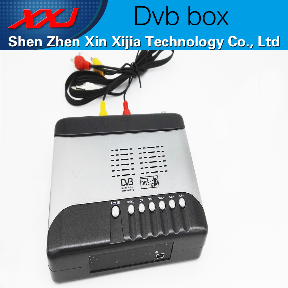Export the Middle East, Africa, Singapore DVB- S receiver, satellite set-top box SR-M1 M2