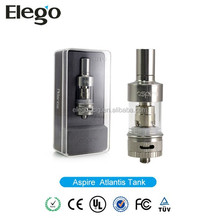 Elego Fast Delivery 2014 New Sub Ohm Coil Atomizer 100% Genuine Aspire Atlantis Clearmizer