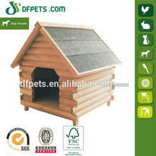 DFPets DFD006 Handmade Wood Dog Kennel Factory Direct Supplier